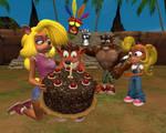 Crash's 24th Anniversary