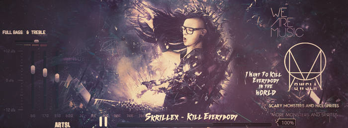 Skrillex#ArtsL