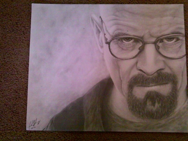 Heisenberg-Breaking Bad by Protakill
