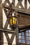 Stained Glas Lantern
