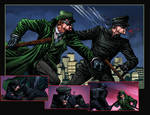 Green Hornet: Blood Ties 2n3