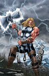 Ultimate Thor colors