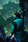 Green Hornet Blood Ties 4