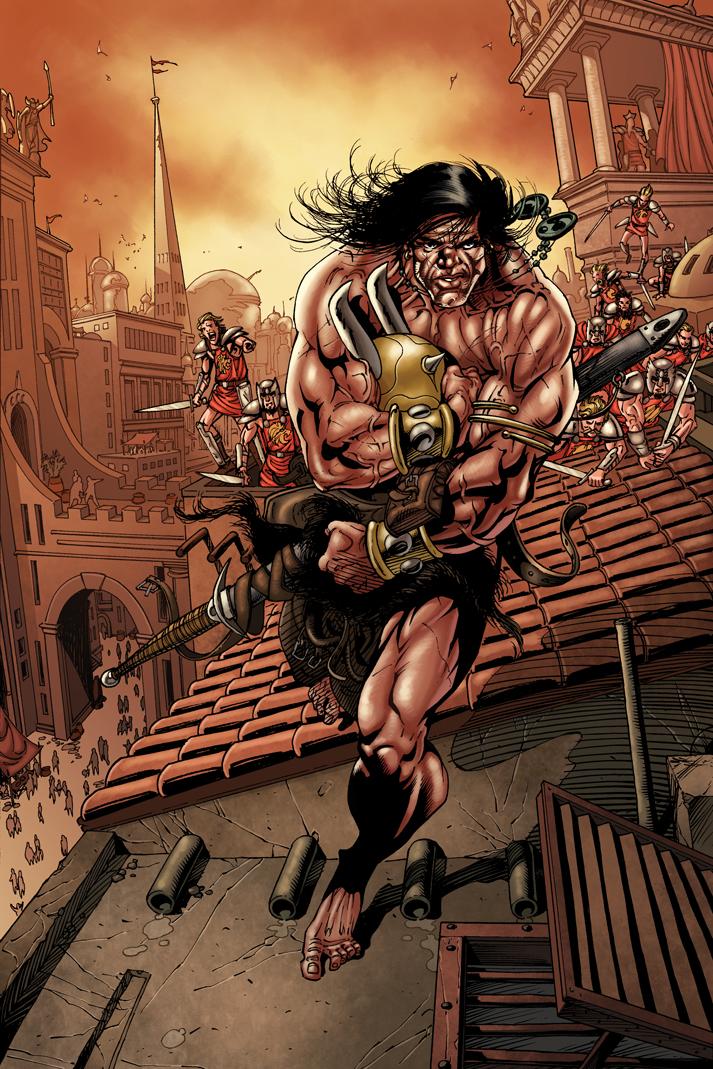 Conan: IoNR 1 p1 by MarkHRoberts