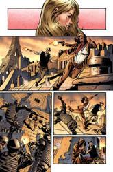 Bionic Woman 1.1 by MarkHRoberts