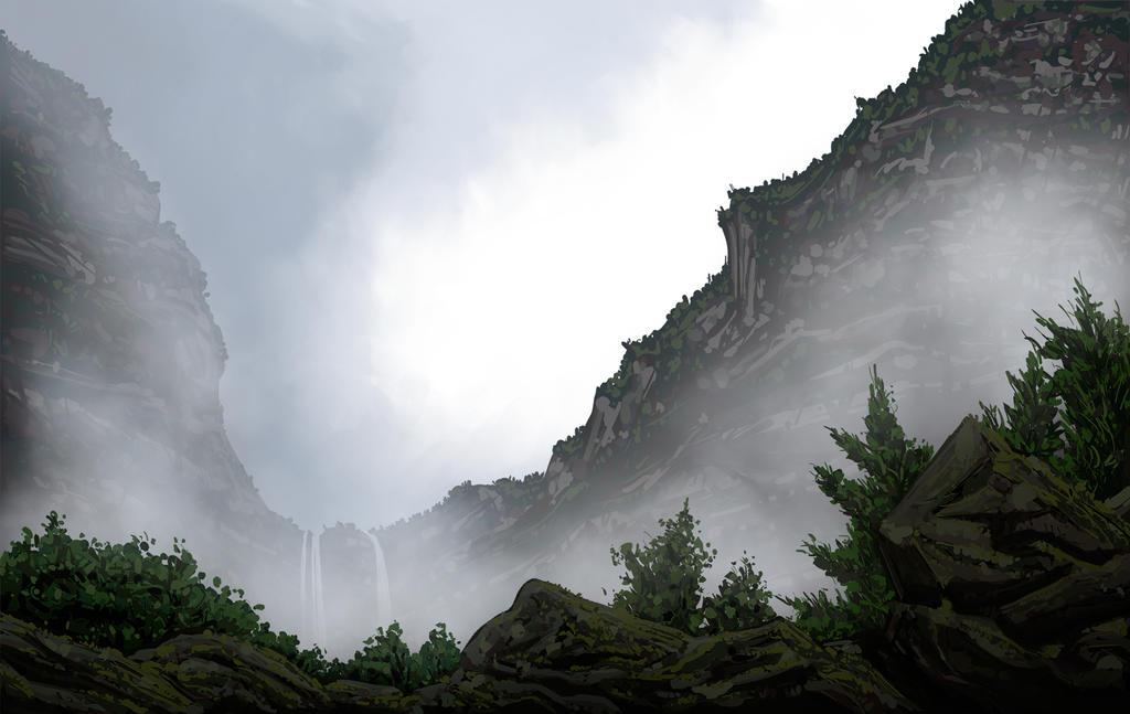Landscape 2/1 by MarkHRoberts