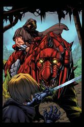 He-Man #14 06 by MarkHRoberts