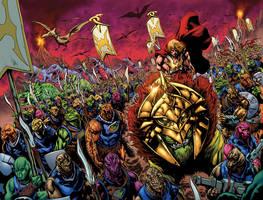 He-Man: Eternity War 2 02-03 by MarkHRoberts