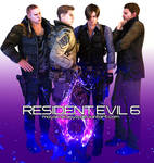 Resident Evil Guys (Render Version)
