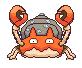 Pixel Krabbe by VampireDSource