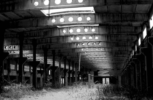 Old factory by nicolettka