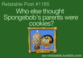Spongebob Parents by ChezaWolfGirl