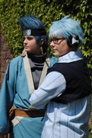 Naruto: Team Mizukage by BJey04