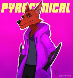 Pyrocynical by asadfarook