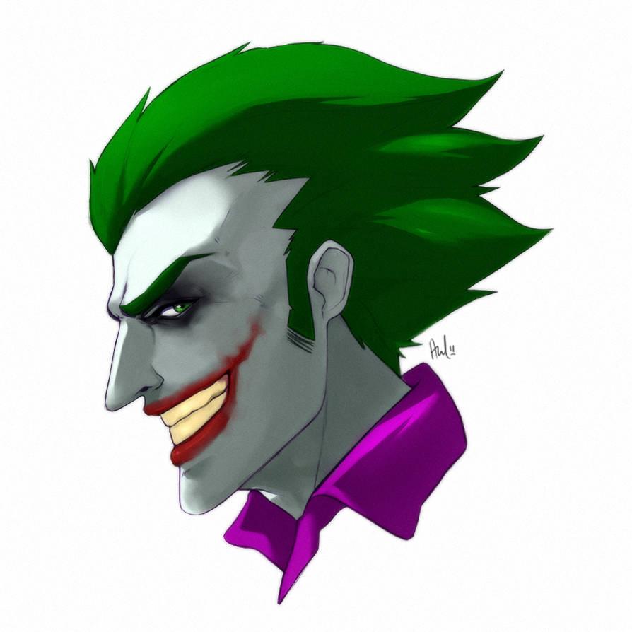 The Joker (redraw)