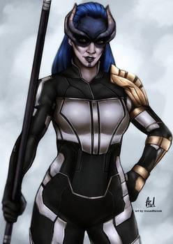 Proxima Midnight (Avengers: Infinity War)