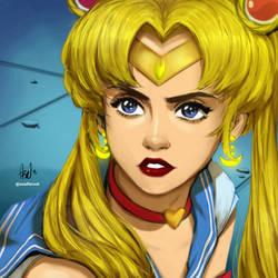Sailor Moon Redraw (2020)