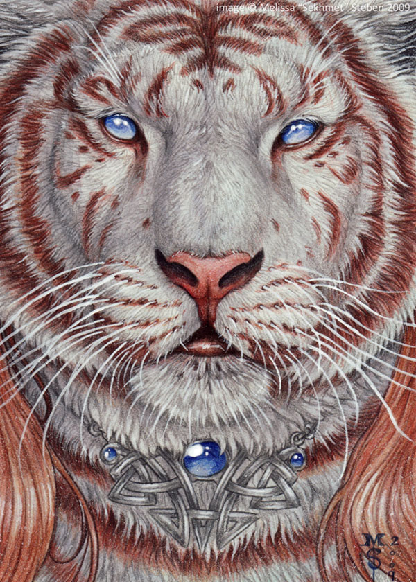 Official End Of The Celtic Tiger: Sapphire By Art-of-Sekhmet On DeviantArt