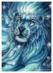 Lord of Starlight (ACEO)