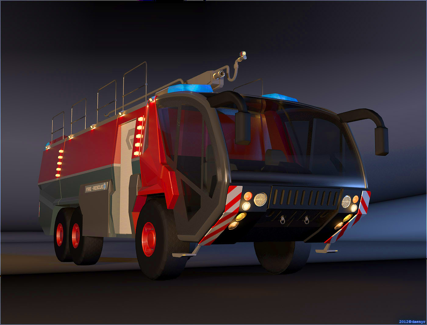 Panther 6x6 by darefi