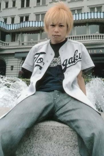 Kyo by jrockerniimuratooru