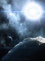 Unforgiving space by tadp0l3