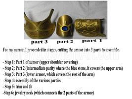 zelda armor tutorial page 1 by Narayu