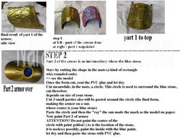 zelda armor part 2 by Narayu