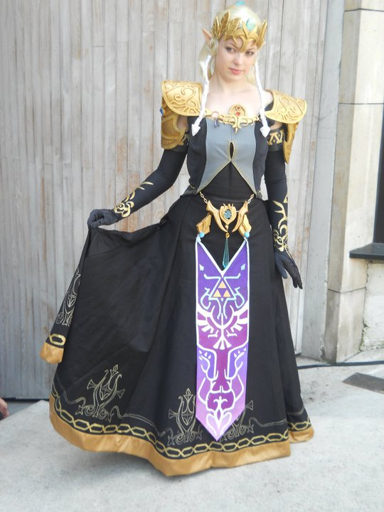 Dark princess Zelda by Narayu ... : black princess costume  - Germanpascual.Com