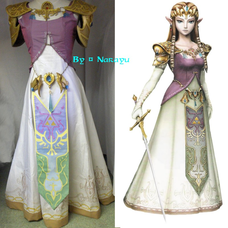 Princess Zelda TP full costume by Narayu on DeviantArt