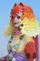 Zora queen portrait by Narayu