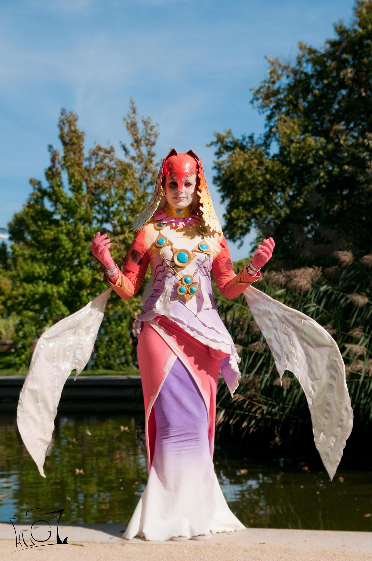 Queen Rutela : Ruler of the Zoras by Narayu