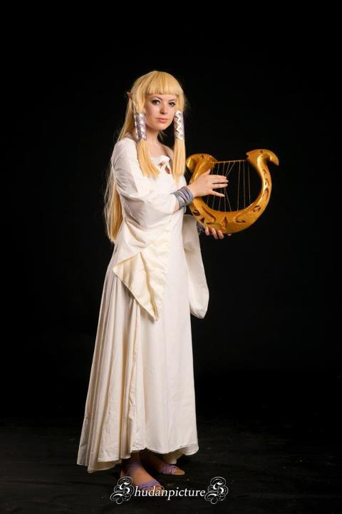 Zelda Blood Of The Goddess By Narayu On Deviantart