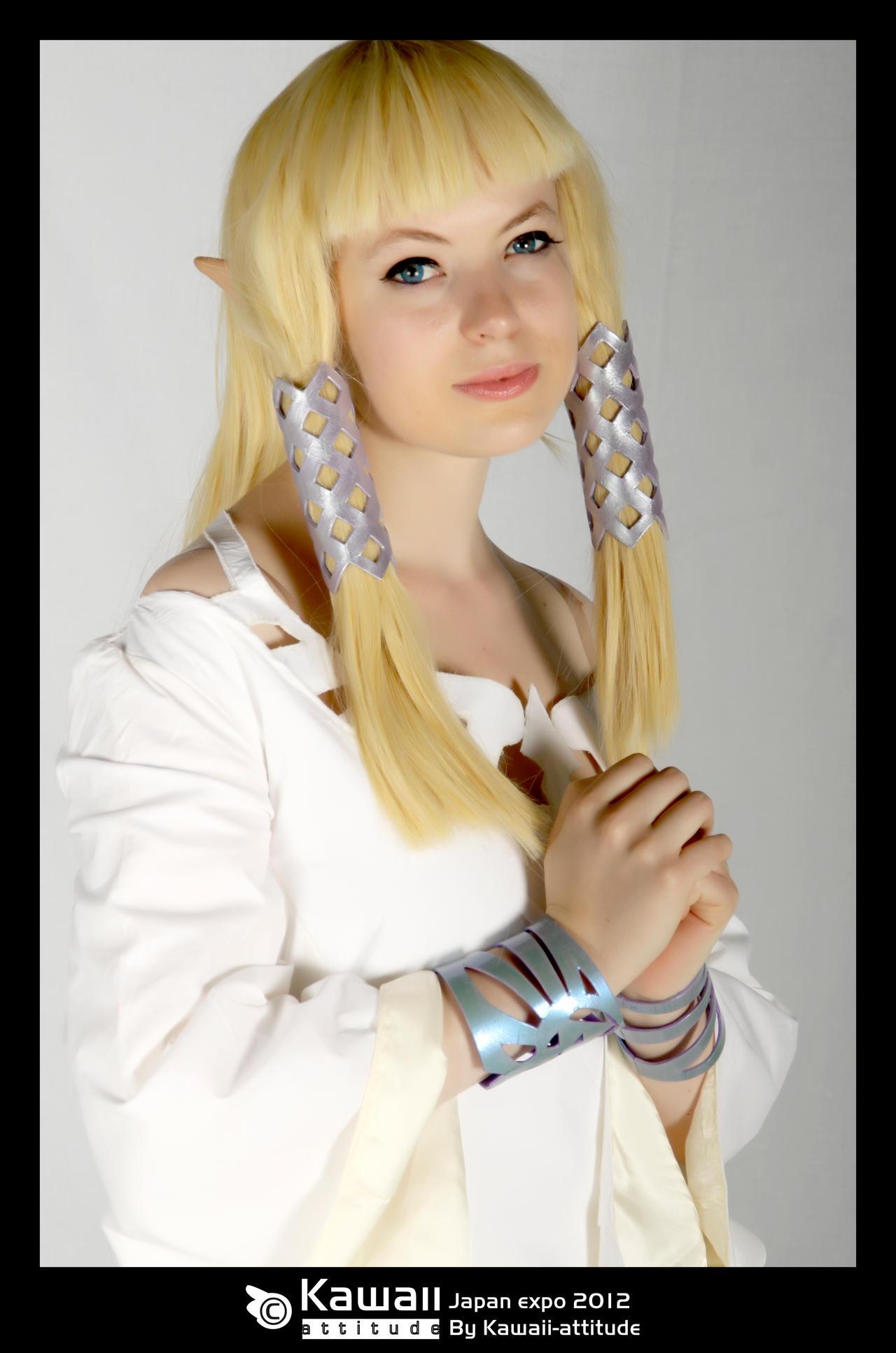 goddess zelda by naray...