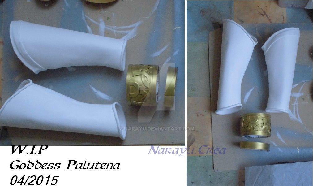WIP palutena1 by Narayu