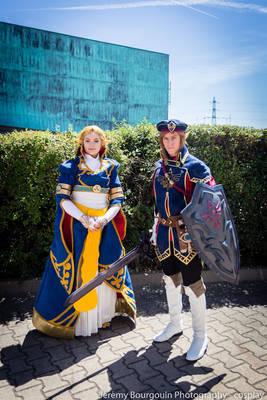 The Princess and the Royal Guard