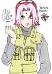 Sakura Haruno (WARS mode)
