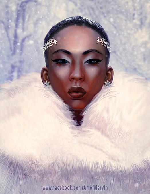 The Arctic Queen by JJwinters