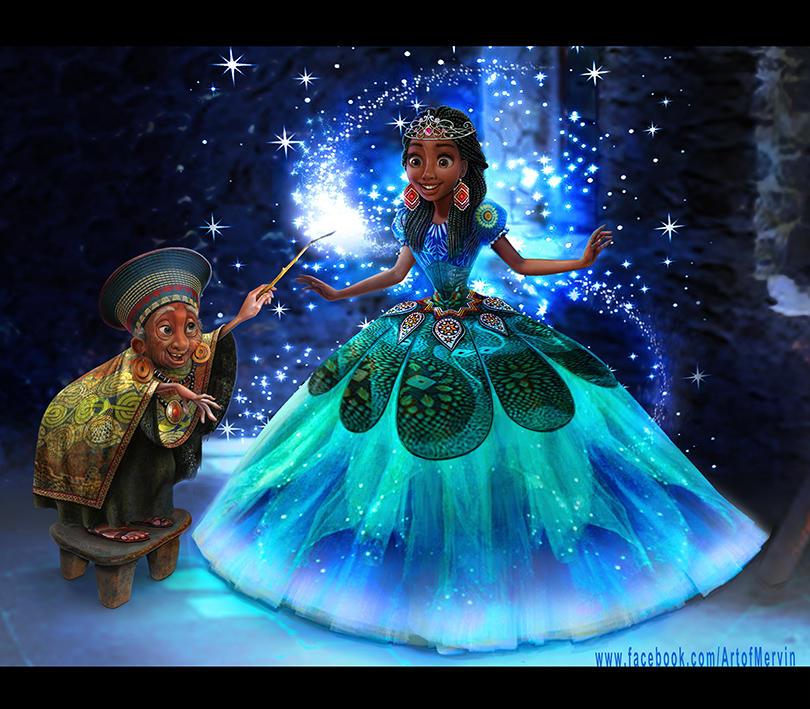 Princess by JJwinters