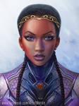 Commander Lyra Concept