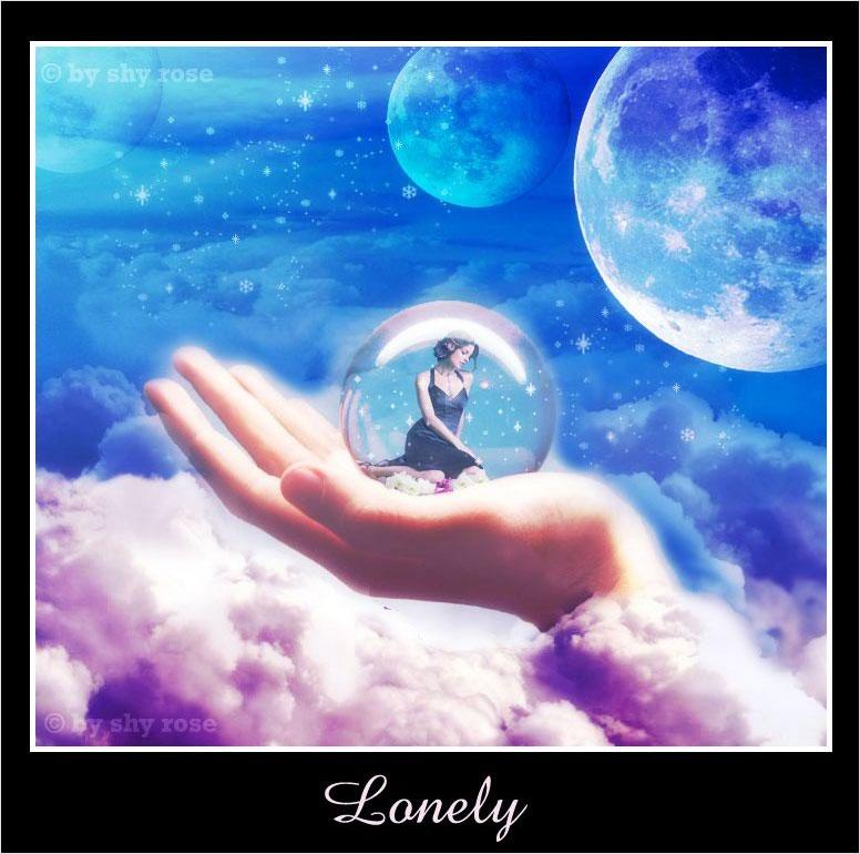 Lonely by VeNuS-AnGeL