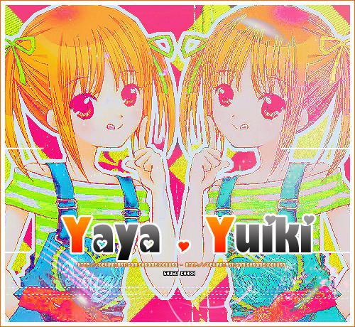 ID Yaya by ChromexDokuro