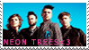Neon Trees stamp 1 by yanyan1997507