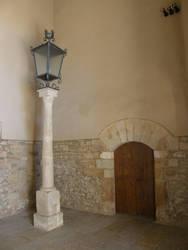 Spain - M10 Lamp inside by Gwathiell