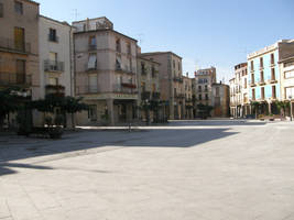 Spain - M21 Empty villagePlaza