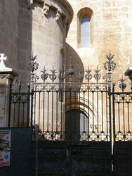 Spain - T5 Gate by Gwathiell