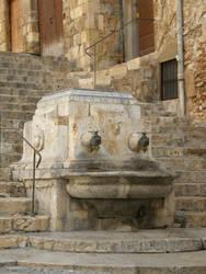 Spain T9 Water taps by Gwathiell