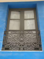 Spain T67 Window balcony by Gwathiell