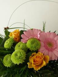 Flower Bouquet by Gwathiell