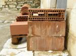 Spain W7 Pile of bricks